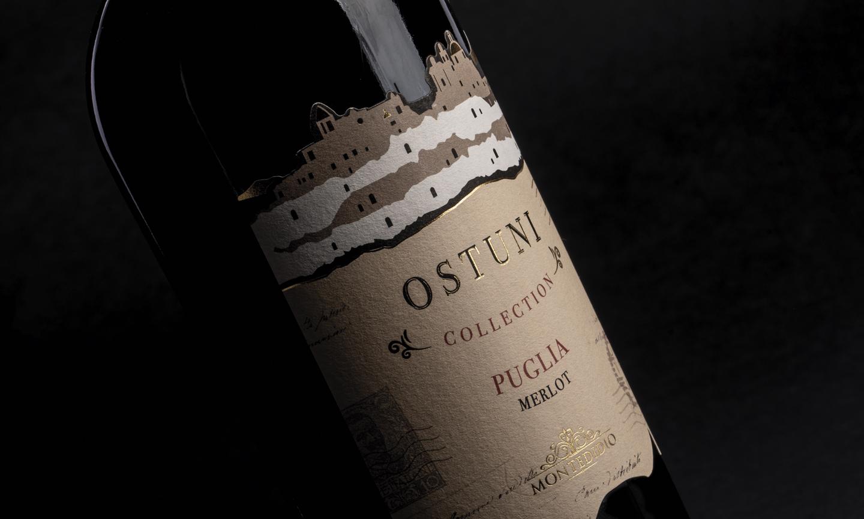 Label design: Ostuni