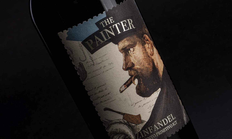 Label design: The Painter